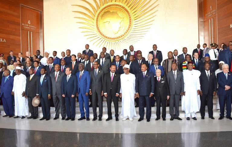 32ème Sommet de l'Union africaine : Julien Nkoghe Bekalé présente le bilan d'Ali Bongo Ondimba