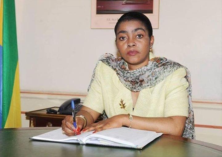 Ali Bongo recevra le serment du ministre de la défense Rose Christiane Ossouka Raponda ce mardi à Rabat