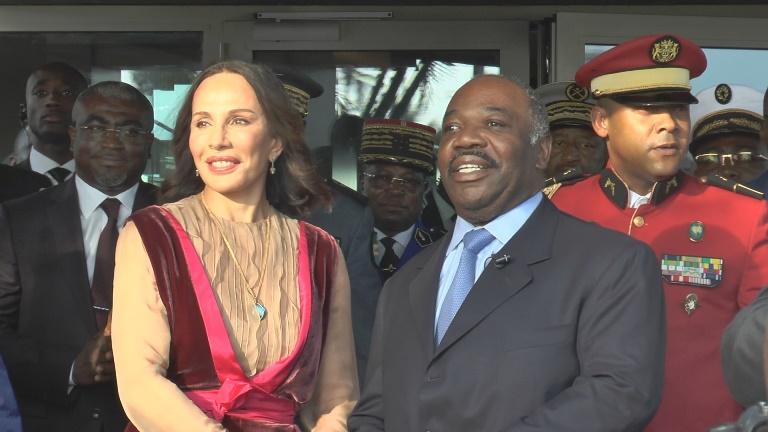 Gabon : Ali Bongo de retour à Libreville accompagné de son épouse Sylvia