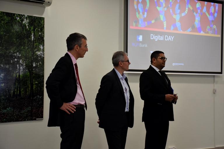 Le Groupe BGFIBank organise son premier Digital Day