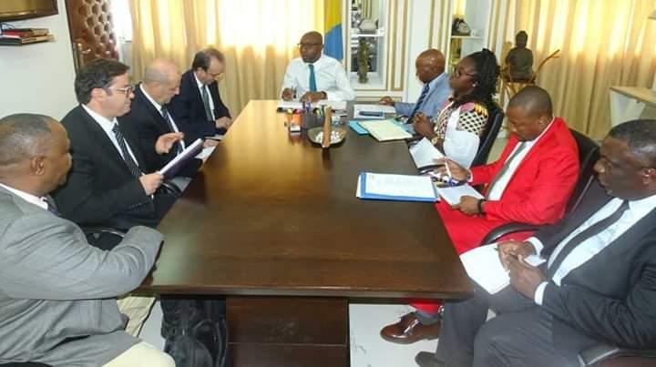 La BADEA prête à financer la production céréalière (riz, maïs et soja) et avicole (poulet de chair) au Gabon