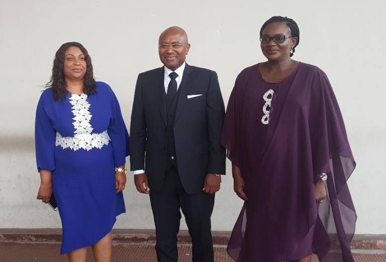 Le ministre est l'ordonnateur principal du budget de l'Etat, pas le DCAF (Jean Fidèle Otandault)