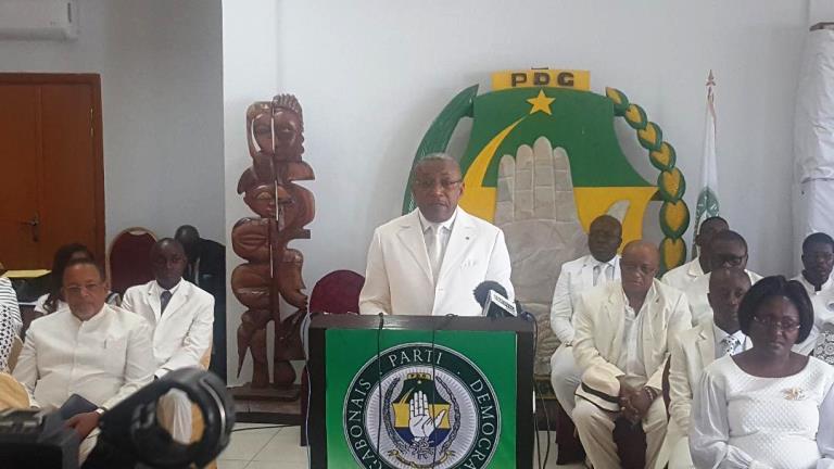Le PDG se veut un parti pour le devenir et le développement du Gabon