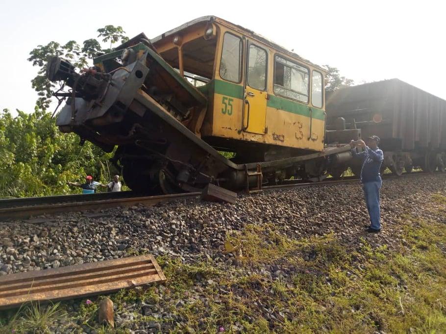 SETRAG: une Draisine s'enfonce dans un train à l'arrêt, 4 blessés graves