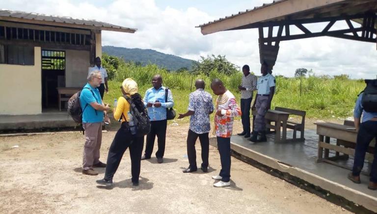 Bientôt une cure de jouvence pour l'école publique de Mabanda en déliquescence