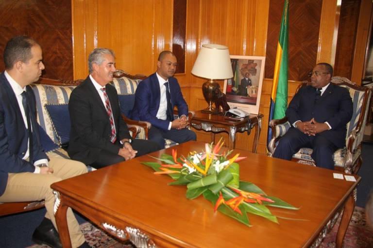 Gabon : l'ancien directeur général d'ENGEN fait ses adieux au premier ministre