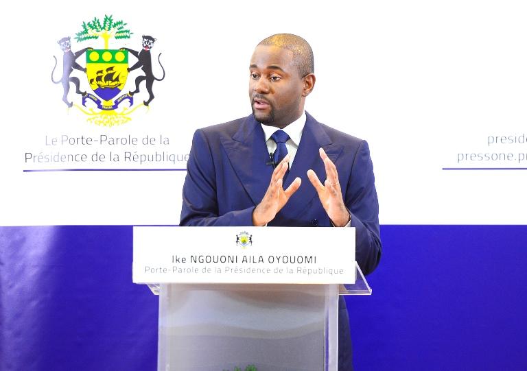 Il n y a pas de sosie, le Président de la République Ali Bongo est bien là (Ike Ngouoni Aila Oyouomi, porte-parole de la Présidence de la République)