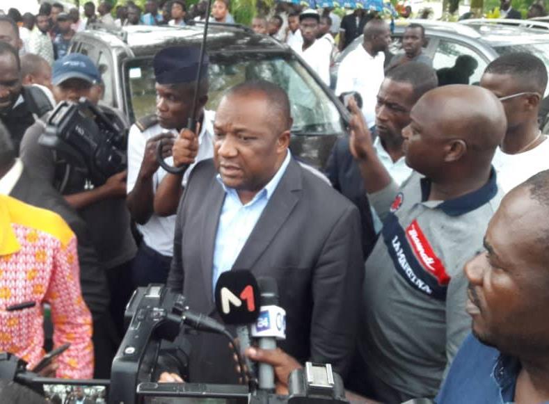 Léandre Zué prend les commandes de Libreville lundi prochain