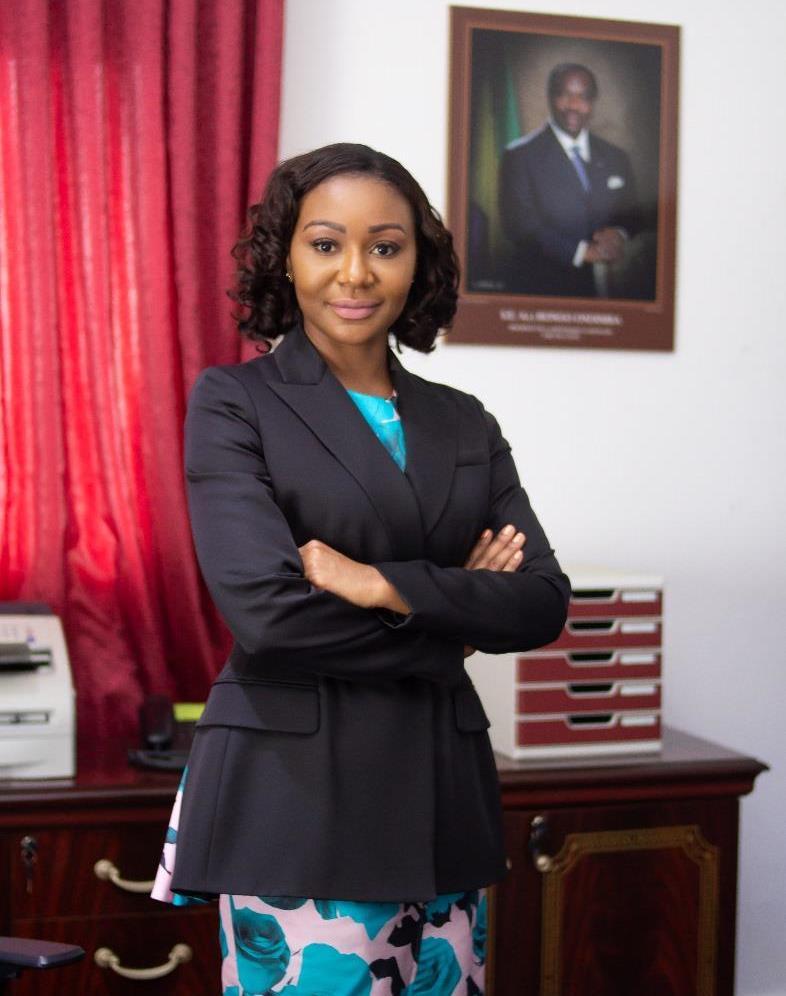 AGASA : Alia Maeva Bongo Ondimba et le défi d'une alimentation saine