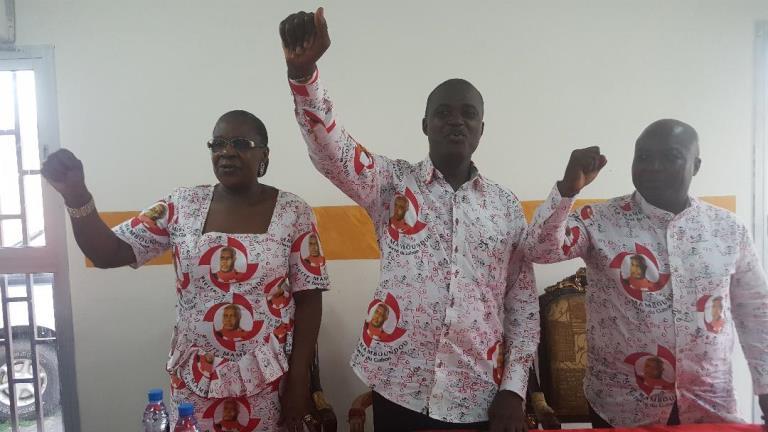 Crise au sein de l'UPG : les Mamboundouîstes déterminés à évincer Mathieu Mboumba Nziengui au prochain congrès de juin 2019