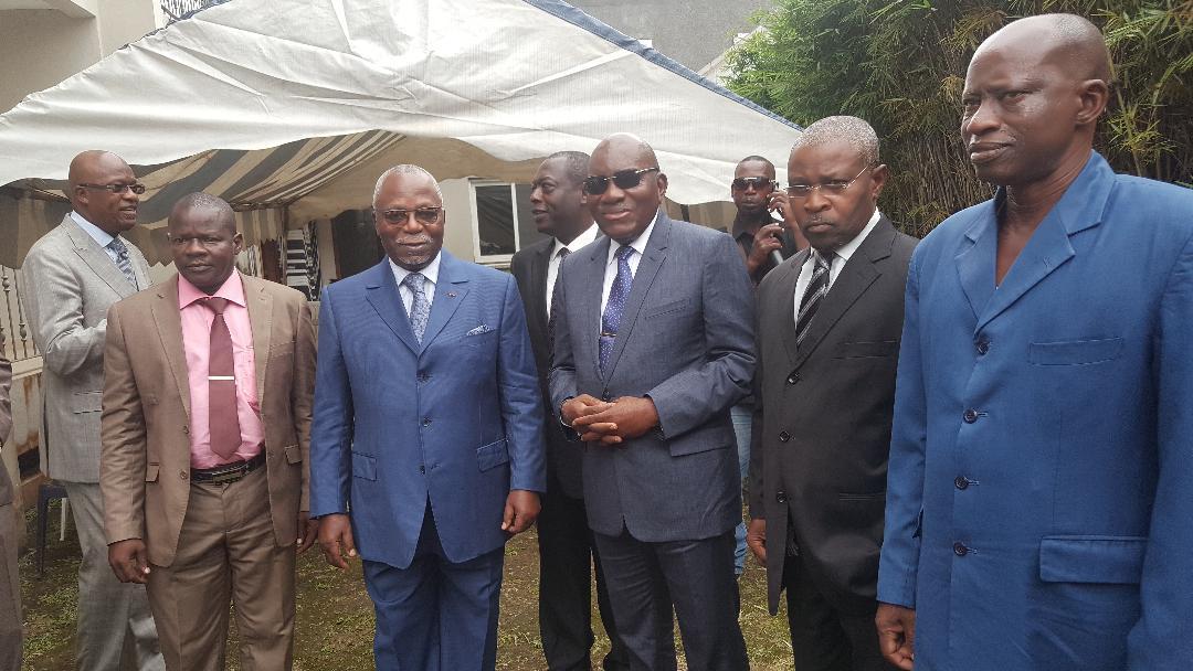 L'opposant Guy Nzouba Ndama reconnait avoir décapité la CNR, la coalition de Jean Ping