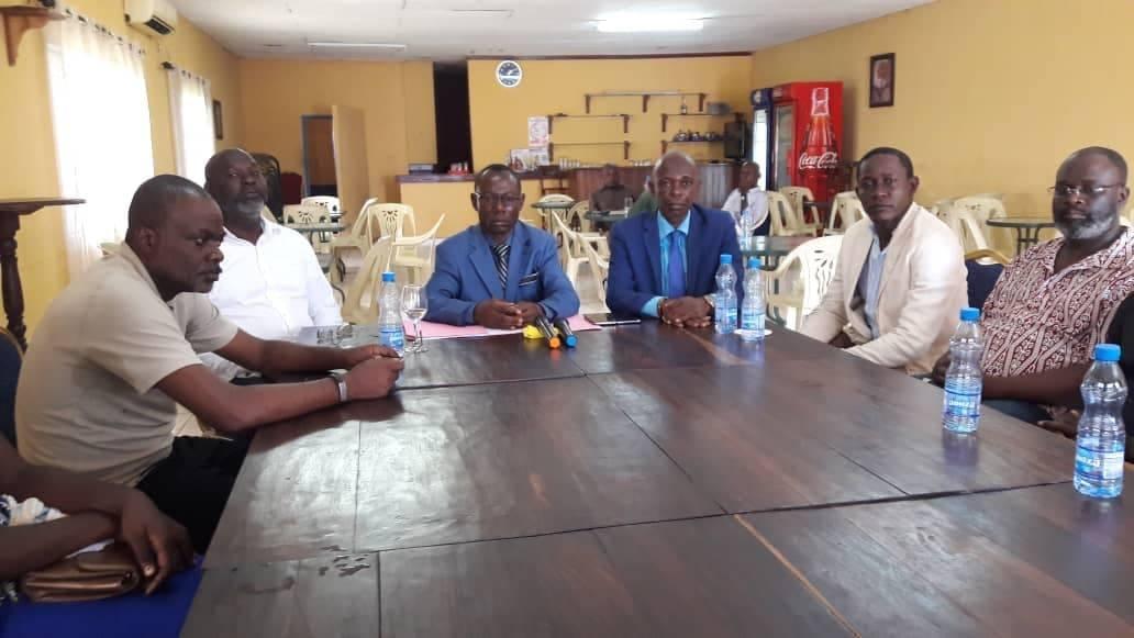 Le PNG propose Pierre-Claver Maganga Moussavou comme Président de la République par intérim