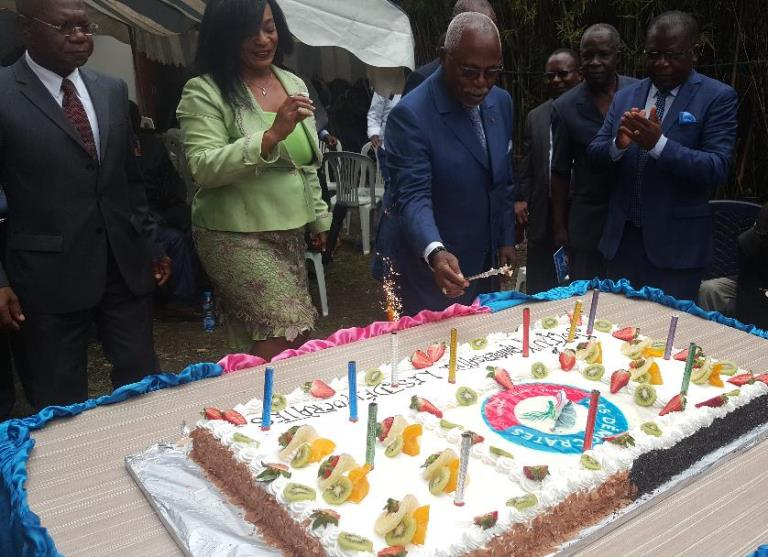 Le triomphe modeste de Guy Nzouba Ndama désormais leader de l'opposition gabonaise