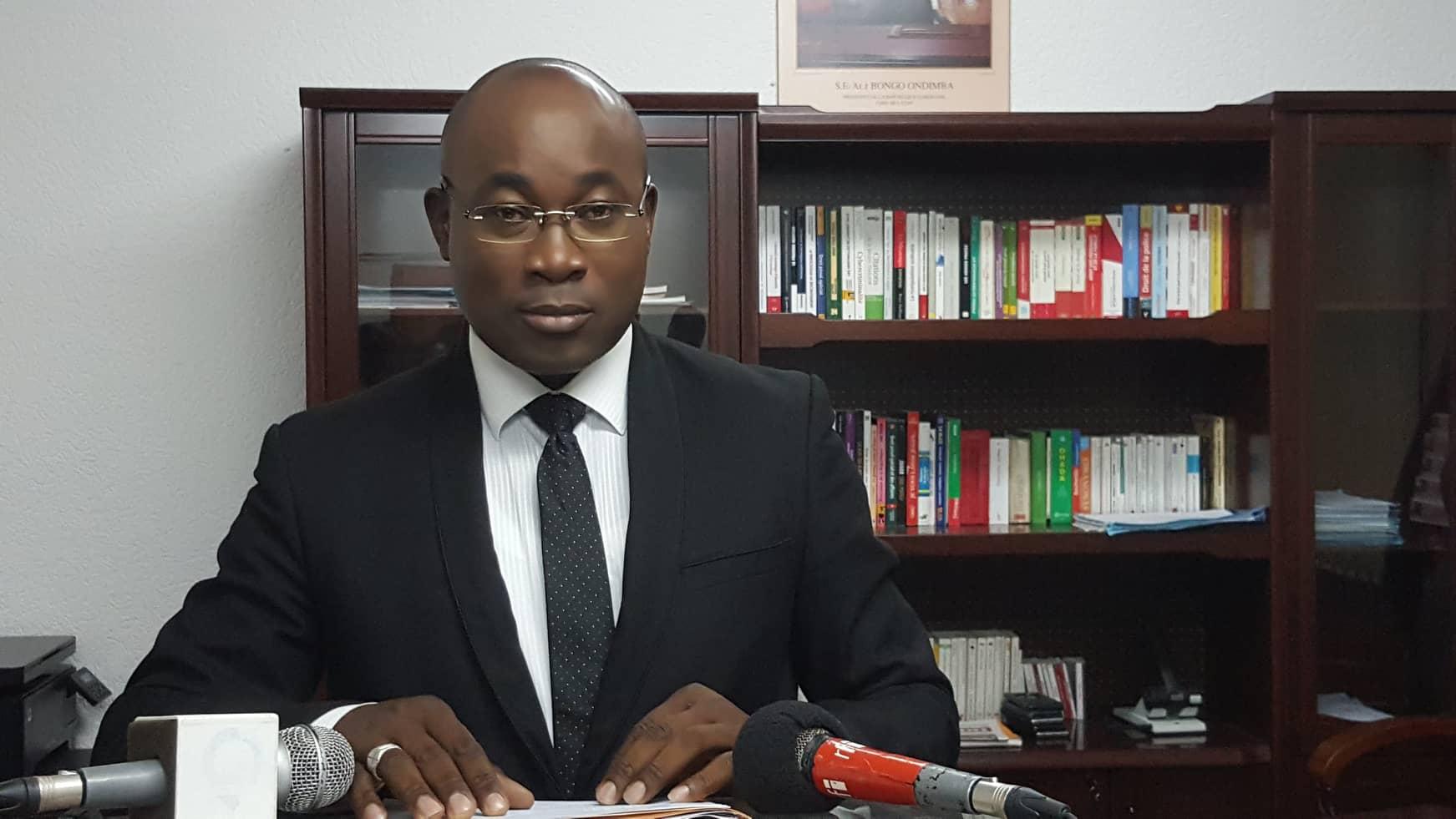 Georges Mpaga et son ONG exigent la démission du procureur de la République
