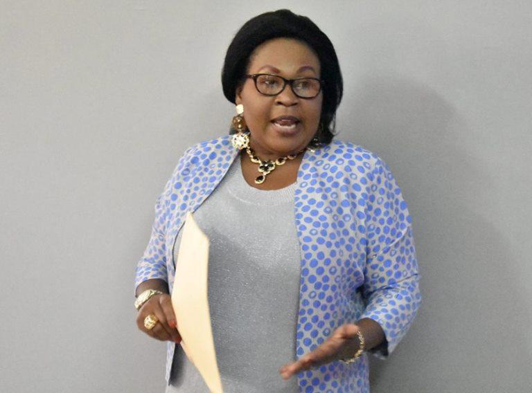 Journée internationale de la femme : Pépécy Ogoouliguéndé appelle à une prise de conscience des femmes pour atteindre les objectifs escomptés