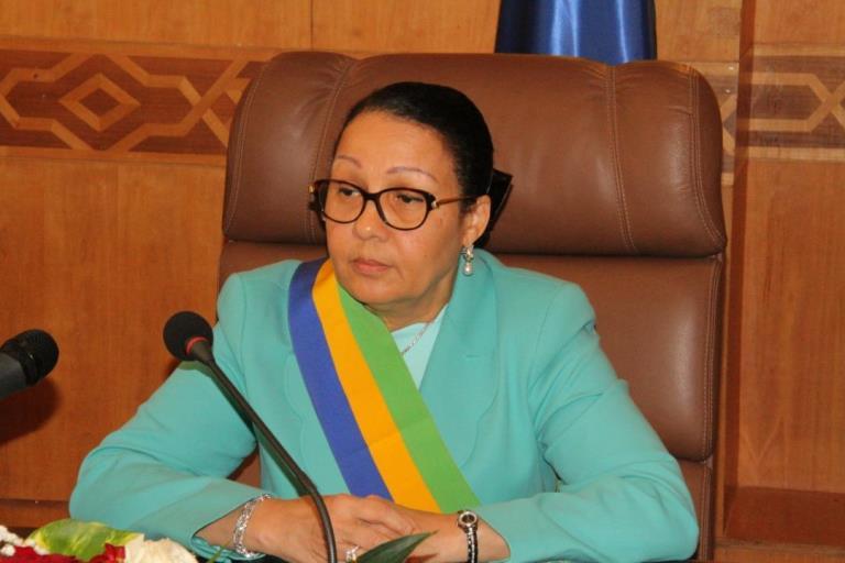 Rentrée parlementaire du SENAT : Lucie Milebou Aubusson appelle à l'effectivité de la décentralisation