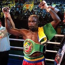 Boxe: Taylor Mabika pourrait perdre sa ceinture WBC Francophone