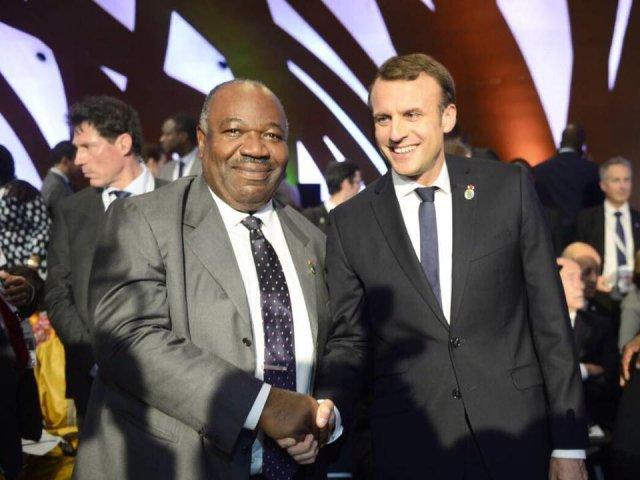 Santé d'Ali Bongo: la compassion d'Emmanuel Macron