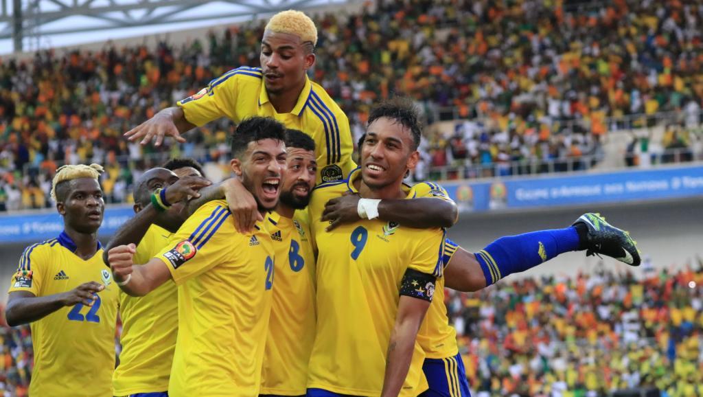Le nouveau maillot des Panthères dévoilé — Gabon