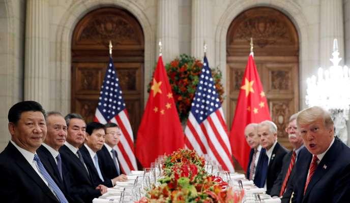 La guerre commerciale entre les USA et la Chine menace l'économie mondiale (FMI)