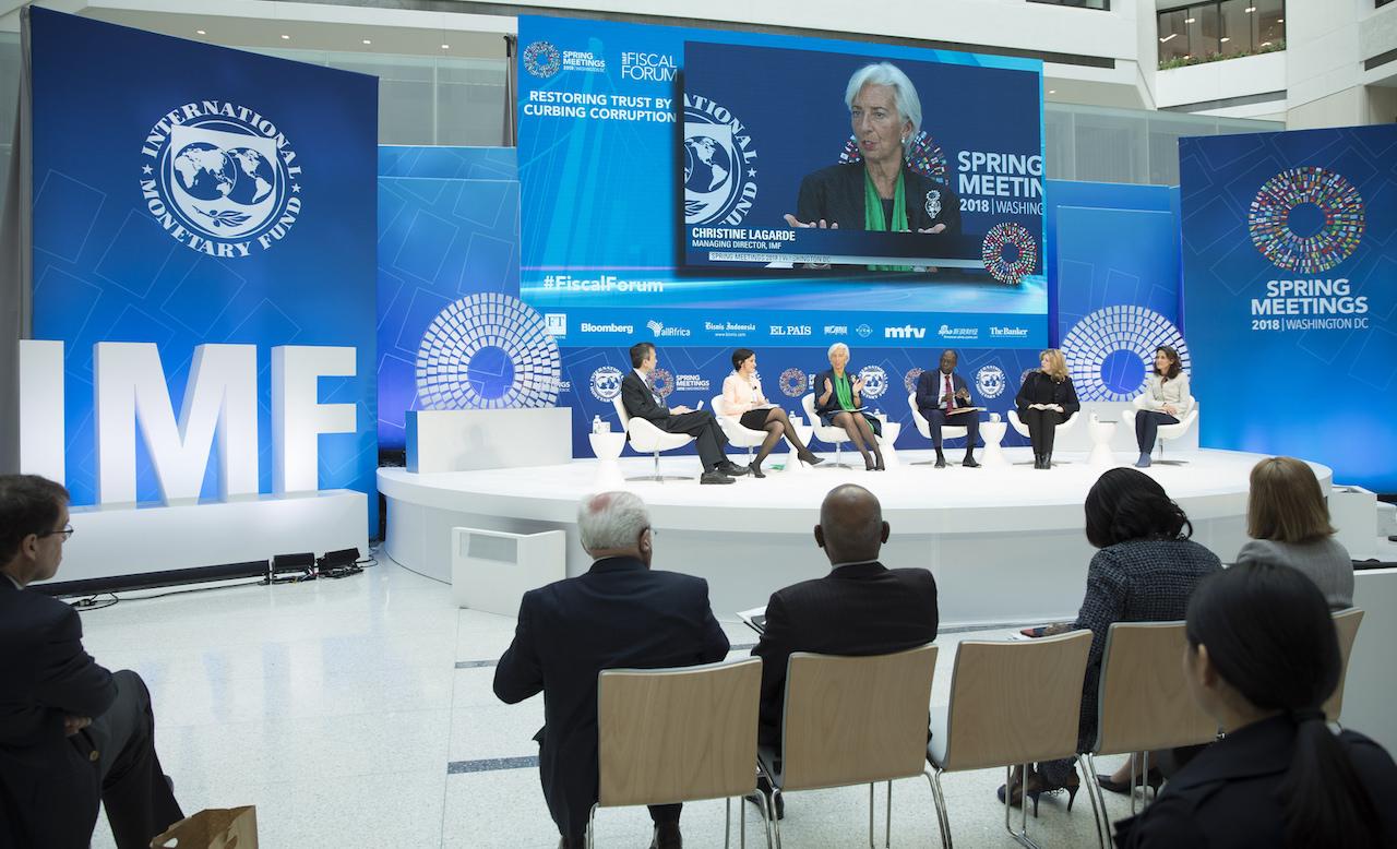 La corruption provoque des pertes de 1000 milliards de dollars dans le monde (FMI)