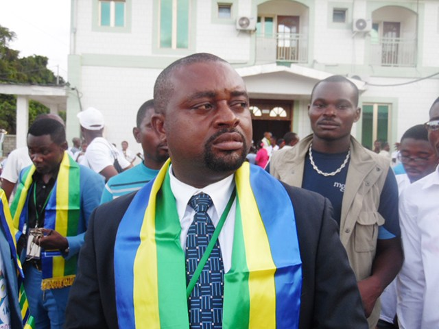 J'ai bien peur que nous ne connaissions sous peu de graves troubles qui peuvent conduire à une catastrophe (l'opposant Gérard Ella Nguema)