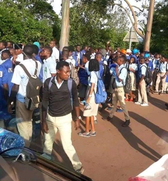 BEPC: l'épreuve des sciences physiques à Mandela annulée à cause des échauffourées entre étudiants et gendarmes
