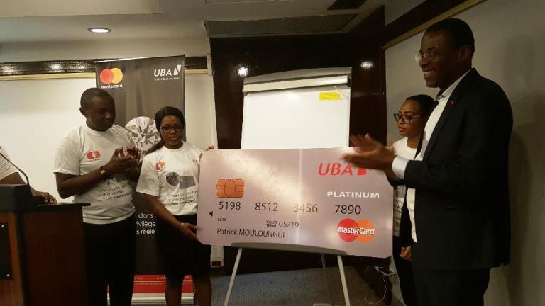 UBA lance la Mastercard Platinium, une carte bancaire aux multiples avantages pour les VIP