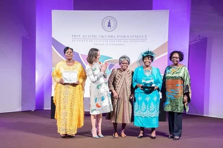 La Fondation Sylvia Bongo Ondimba lance le prix Agathe Okumba D'Okwatsegue
