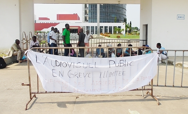 Menace de grève à Gabon Televisions pour non-paiement de primes