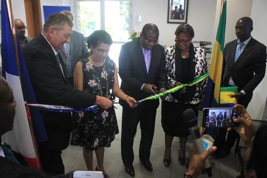 Ouverture à Port-Gentil d'un centre de délivrance des visas Schengen