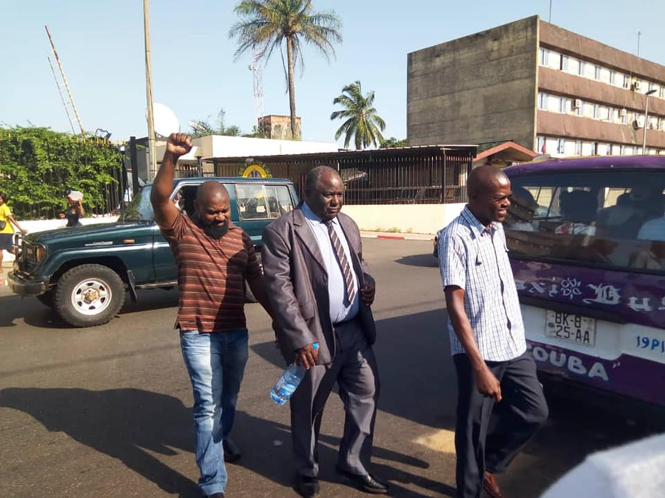 Jean Remy Yama est sorti libre de la police judiciaire et prépare sa riposte