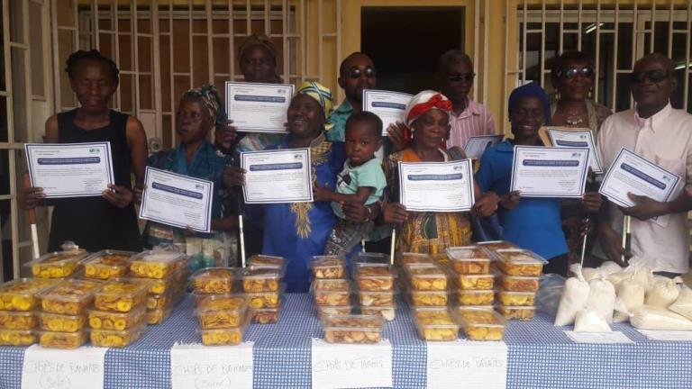 Vers une autonomisation financière des aveugles du Gabon