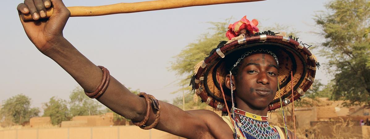 Afrikimages : «Non, l'Afrique n'est pas que le continent des enfants aux ventres ballonnés»
