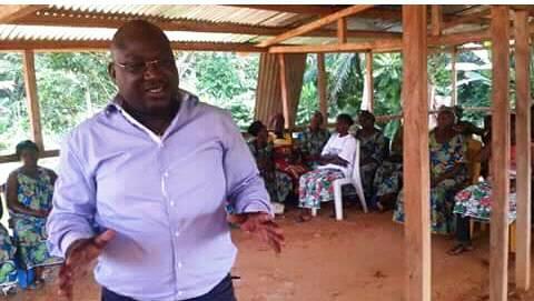 Kevazingogate : l'indignation du député Alain Valery Burobu Bu Busambe
