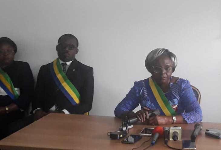 La plaidoirie  des parlementaires du PSD pour laver l'honneur souillé de leur président Maganga Moussavou