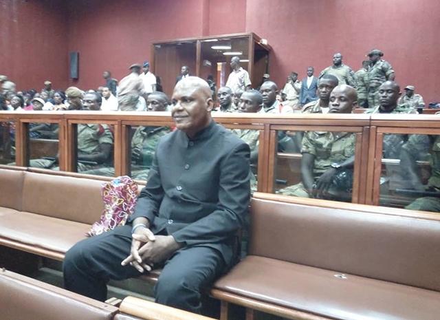 Le procès en appel de Bertrand Zibi renvoyé au 19 juin prochain