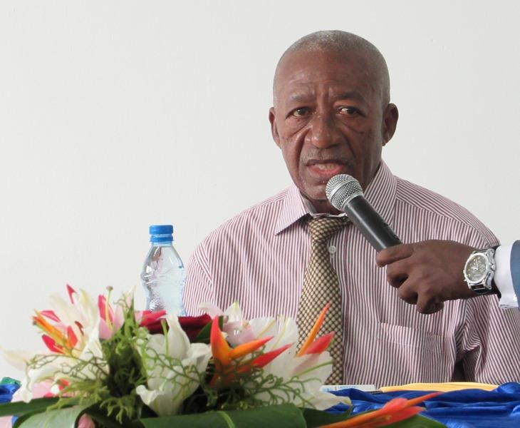 Gabon : Cyr Laurent Antchouey, le pionner journaliste qui a  bravé l'oppression coloniale française
