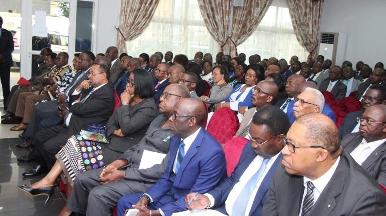 La concurrence entre militants plombe la performance du parti, selon Eric Dodo Bounguendza