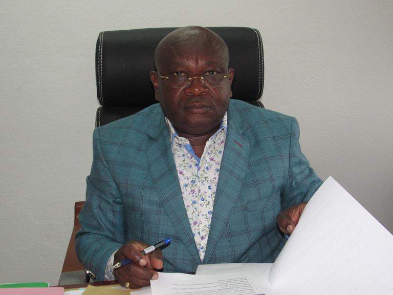 Notre  priorité, maintenir le chemin de fer dans un état d'exploitation optimal (Léandre Anoue Kiki, secrétaire exécutif de l'ARTEF)