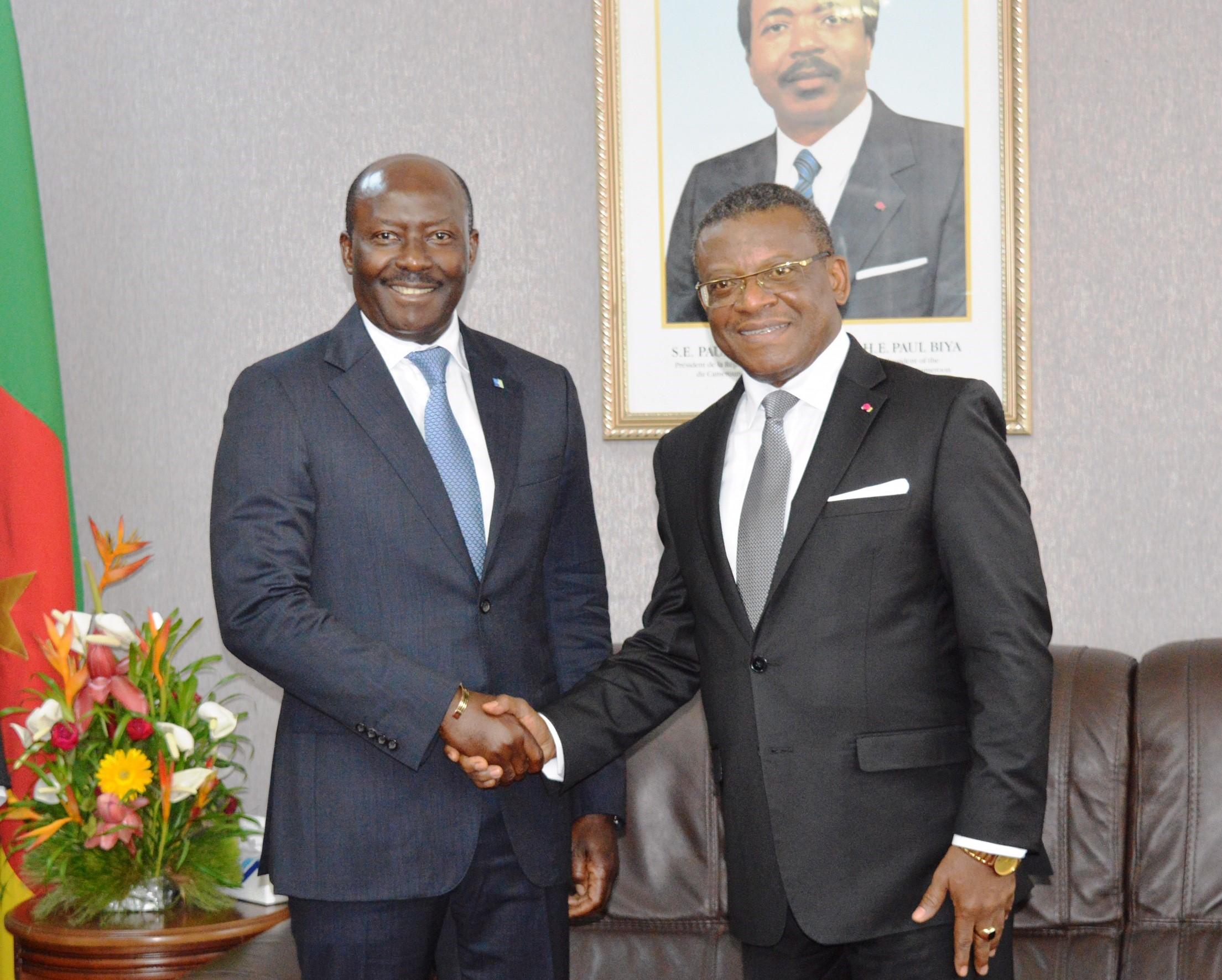 BGFIBank s'engage à intensifier sa participation au financement de l'économie du Cameroun