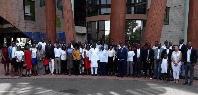 Gabon : 60 ONG environnementales appuient l'Etat pour mieux lutter contre les réchauffements climatiques