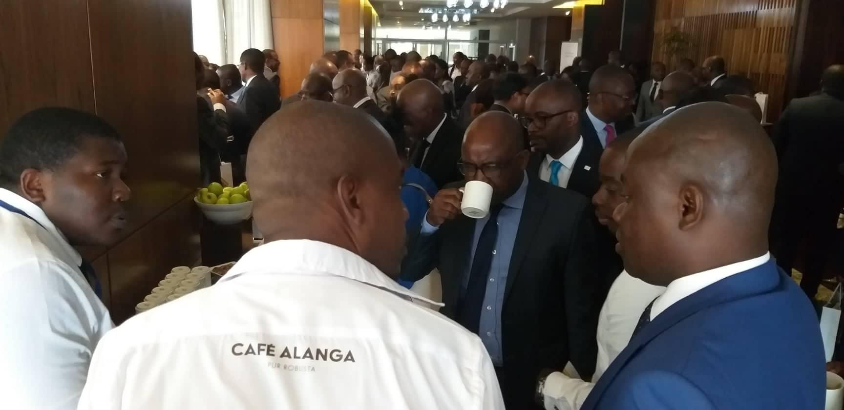 Lancement de la commercialisation du café Alanga