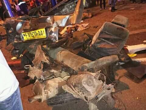 Au moins 4 morts et un blessé grave dans un accident à Libreville