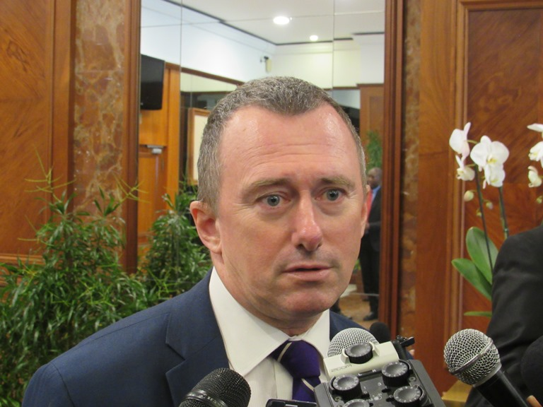 « Je pense que j'ai été nommé plus pour ma technicité que pour la partie politique » (Lee White, nouveau ministre de la Forêt)