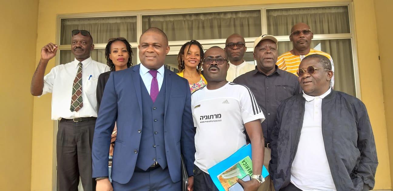 Les journalistes gabonais reconduisent Jean Yves Ntoutoume à la présidence de l'antenne de l'UPF