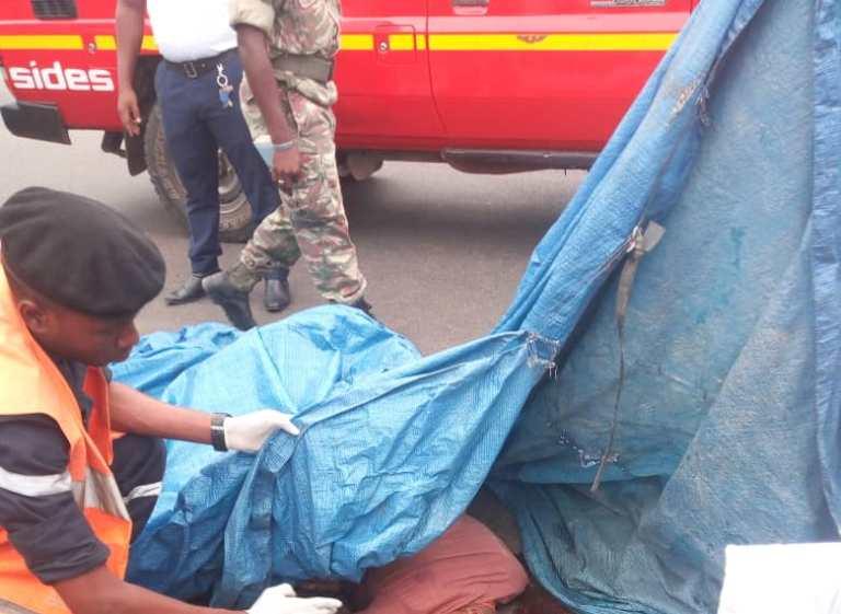 Un étudiant en master 2 écrasé par un camion devant la FOPI