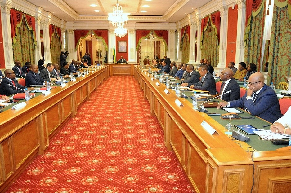 Conseil des ministres ce jeudi à Libreville
