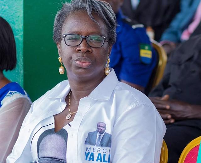 Karine Arissani implore Ali Bongo de chasser du PDG tous  les traîtres