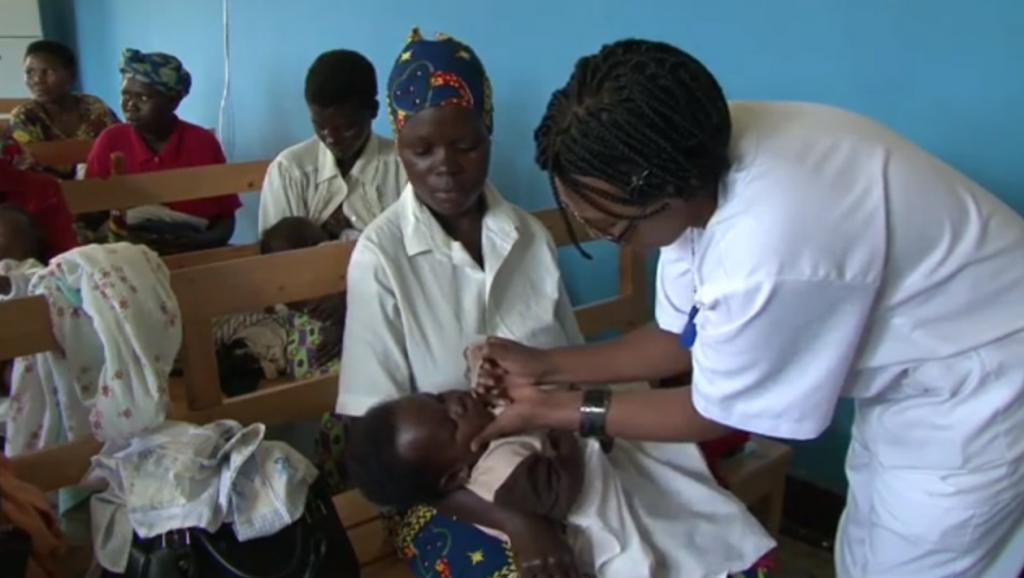Santé : l'OMS veut éradiquer la pneumonie d'ici 2025